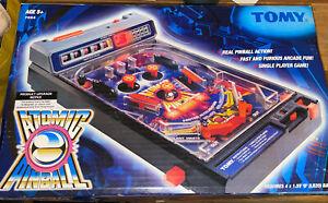 Tomy: Atomic Pinball Game - Very Nice Condition - Complete - XMAS Free U.K. Post