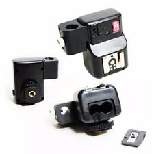 Wireless Flash Trigger Receiver Set Umbrella Holder for Canon Nikon Speedlite