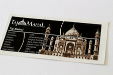 Lego Creator UCS Sticker for Taj Mahal (10189 / 10256)