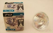 TCP Floodlight Halogen PIRL Lamp Bulb 12V 37W 35° MR16 GU5.3 Base NEW NIB Imp