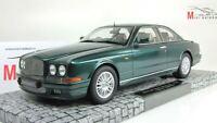 Scale model car 1:18  Bentley Continental, 1996 (Green metallic)
