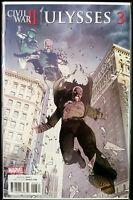 ULYSSES #3 variant Civil War II (2016 Marvel Comics) NM Comic Book