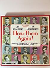 Hear Them Again! Reader's Digest ( 10 X Vinyl, LP, Compilation) 1968