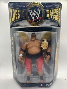 WWE Yokozuna Classic Superstars Series #4 Figure JAKKS Pacific NEW Sealed WWF