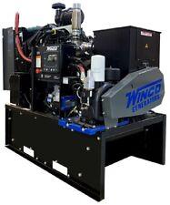 Winco De4040F Diesel Air Compressor Generator 40Kw 3 Ph 40Cfm Epa Tier4 Final