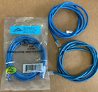 3 Blue AT1507EV-BU 7FT Foot Cat5e Patch Ethernet LAN Network Router Cable Cord
