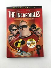 The Incredibles Dvd Widescreen With Extra Features Disney Pixar