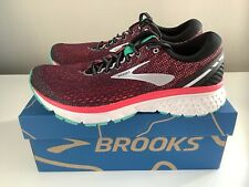 NEW Brooks Ghost 11 Women's Running Shoes - Pink/Black - Sz 8 Narrow 2A