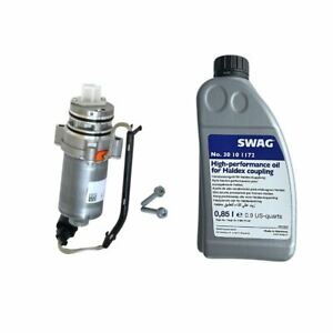 0CQ598549 cargo pum and high performance oil set 5th generation for AWD 4X4 QUAT
