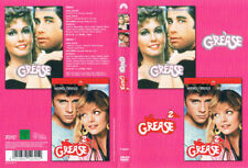 GREASE 1 + 2 --- Kultfilme --- Klassiker --- 2-Disc Set --- Uncut ---
