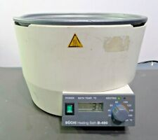 BUCHI Analog Control / Digital Display  Heating Bath B-490