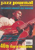JAZZ JOURNAL MAGAZINE 1993 OCT BOBBY BROOM, BOB EFORD, MUGSY SPANIER