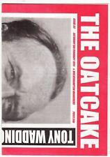 Fanzine - The Oatcake (Stoke City) Issue 93 - 5 Feb 1994