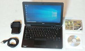 """Dell Latitude E7240 Ultrabook 12.5"""" i5 2.3GHz 8GB 256GB SSD Win10Pro Soft Webcam"""