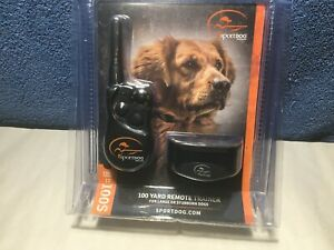 SPORTDOG Remote Stubborn Dog Training Collar YardTrainer 100 Yards YT-100S