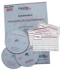 HEILPRAKTIKER PSYCHOTHERAPIE Selbststudium & 2x Prüfungsfragen für die Prüfung