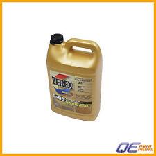 Engine Coolant / Antifreeze G-05 Yellow 1 Gallon Zerex ZXG051