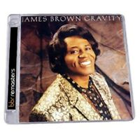 JAMES BROWN - GRAVITY (REMASTERED+EXPANDED ED.)  CD NEU