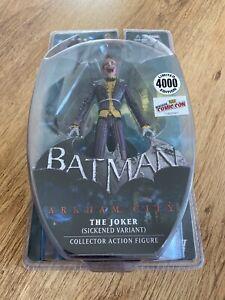 *NEW* Batman: Arkham City - The Joker (Sickened Variant) Collector's Figure