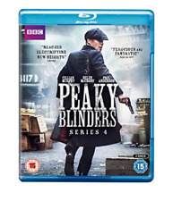 Peaky Blinders Series 4 BD Blu-ray DVD Region 2
