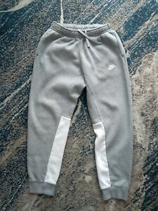 Nike M Mens jogger Grey White bottom Pants