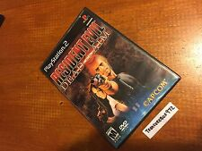 Resident Evil: Dead Aim PlayStation 2 CAPCOM MISSING MANUAL