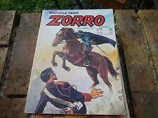ZORRO n° 22 Edition OCCIDENT 1979 très bon état