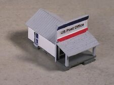 N Scale Small US Post Office.