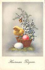 CPA - Joyeuses Pâques - N°12