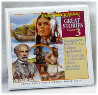 NEW Great Stories #3 from Your Story Hour Audio CD Album Volume Set More Vol