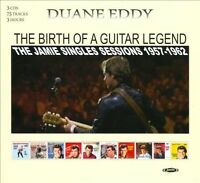 The Birth of a Guitar Legend - The Jamie Singles Sessions 1957-1962 (Audio CD)