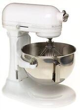 New Kitchenaid stand mixer 450-W 5-QT 10-Speed KV25GOXww White on White
