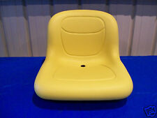 JOHN DEERE CS GATOR PIVOT STYLE FLIP UP YELLOW SEAT <39999 SERIAL NUMBER #NR