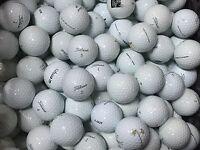 24 Titleist ProV1 AAA / AAAA Used GOLF BALLS Pro V1 FREE TEES