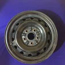 2000 - 2001 TOYOTA CAMRY STEEL RIM / WHEEL 15 INCHES OEM 2.2 L 4 CYLINDER  15X6