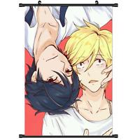 Yaoi Game Anime DRAMAtical Murder Wall Poster Scroll 3118