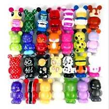 random 5Pcs Disney Vinylmation monster Junior JR Mickey 1.5'' figure baby dolls