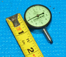 Federal A2i Miniature 0001 Dial Indicator 1 Dial Face A21