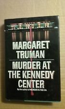 Capital Crimes: Murder at the Kennedy Center Vol. 9 by Margaret Truman (1989,...