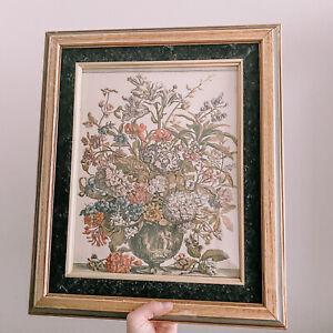 Country Decor White Flower Art Star Of Bethlehem Antique Flower Print Original Botanical Litho Hulme Botany Print Floral Wall Art