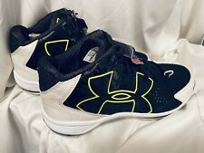 Under Armour Men's Ua Ignite Mid Baseball Cleats (New) - Size 8.5
