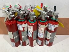 Buckeye 13315 10 Pack 25 Lb Fire Extinguisher Abc Dry Chemical Rechargeable