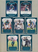 PHILADELPHIA EAGLES 2016 Panini Football Team Set CARSON WENTZ Rookie - 7 Cards!