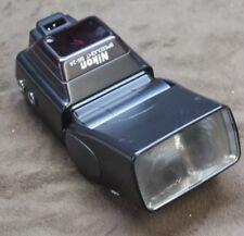 NIKON Speedlight SB-24 SB24 Shoe Mount Flash for Nikon Works Great!