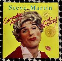 STEVE MARTIN - COMEDY IS NOT PRETTY - WARNER BROTHERS RECORDS HS3392 - ORIGINAL
