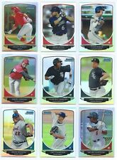 2013 Bowman Chrome Mini Cream of the Crop Refractor You Pick Finish Your Set