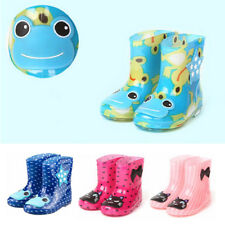 Waterproof Child Sandals Rubber Infant Baby Rain Boots Kids Boy Girls Rain Shoes