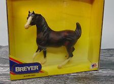 NEW Breyer BEST CHOICE RACE HORSE # 975 Stallion Arabian Bay Sham Model 1990 USA