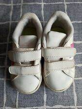 Adidas Baby Shoes Sports CF School Trainers Size 21 EUR 5 1/2EUR