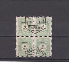 Mozambique-  Lot 4518, Mint, NH. Sc#J1. Block, Precancel.